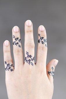 Mehndi, Mehendi, Mehandi, Tattoo, Arabic, Henna, Indian