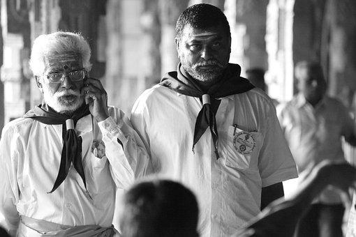 Sri Lanka, India, Culture, Asian, Portrait, People