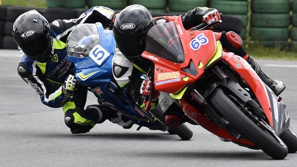 Motor, Racing, Race, Sports, Motorcycle, Motorcyclist