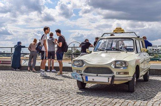 Auto, Citroën, Oldtimer, Vehicle, Retro, Old