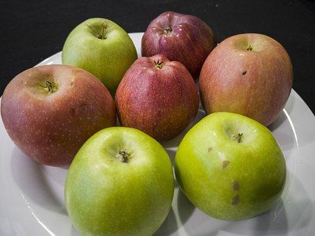 Apple, Fruit, Healthy, Fresh, Delicious, Food, Vitamins