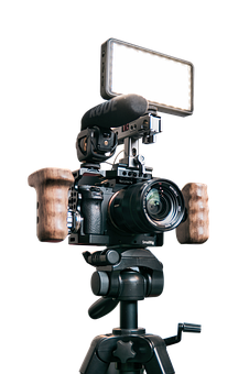 Camera, Vlog, Multimedia, Video, Vlogger, Vlogging