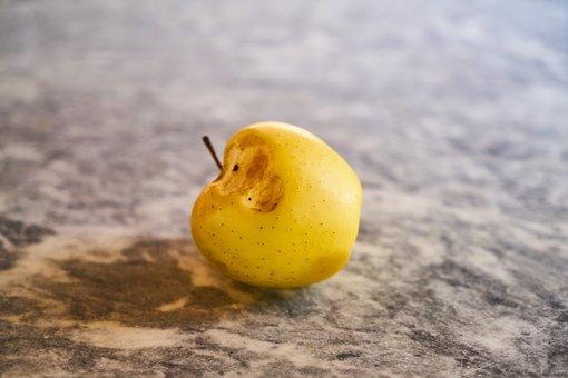 Apple, Bite, Delicious, Healthy, Fruit, Food, Fresh