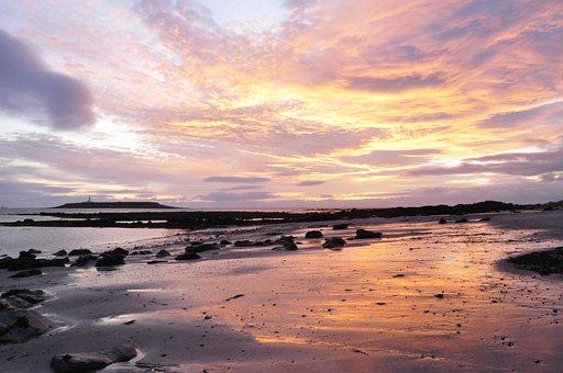 Easter Sunrise, Sunrise, Arran Sunrise, Island Sunrise