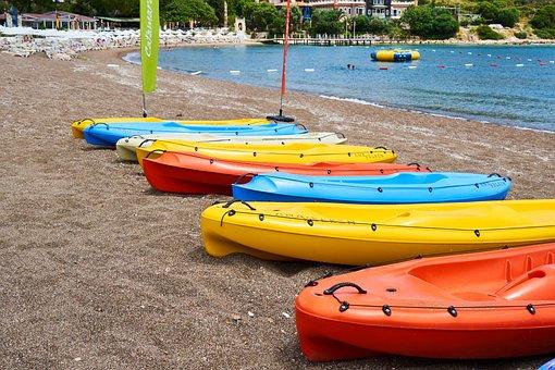 Canoe, Sports, Marine, Beach, Tourism, Activity, Boat