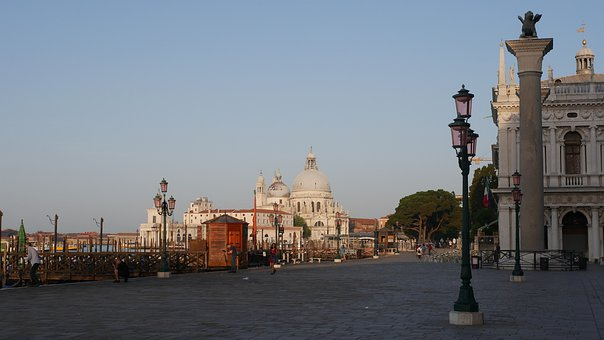 Venice, Street, Architecture, Canal, Travel, Cityscape