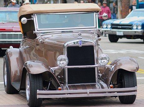 Car Show, Chevrolet, Oldtimer, Classic, Car, Nostalgic