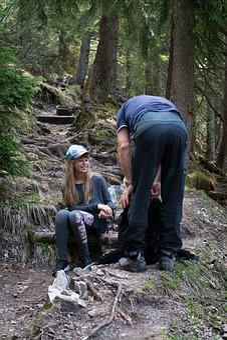 Hike, Containing, Break, Nature, Trail, Away, Hiking