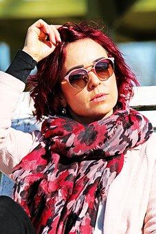 Sunglasses, Glasses, Fashion, Summer, Cool, Fashionable