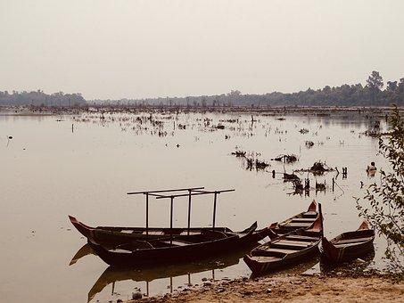 Siem Reap, Cambodia, Angkor, Asia, Travel, Khmer