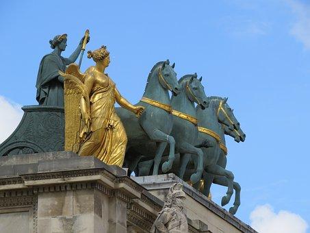 France, Paris, Monument, History, Museum, Louvre