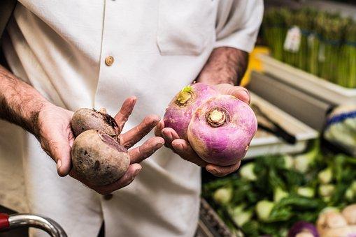 Shopping, Food, Supermarket, Market, Vegetables