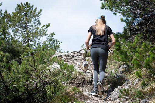Hike, Hiking, Nature, Out, Away, Landscape, Human