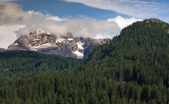 Dolomites, Outdoor, Landscape, Nature, Mountain