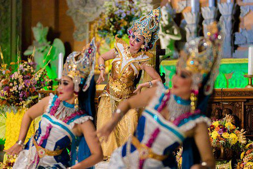 Dancer, Traditional, Dance, Culture, Woman, People