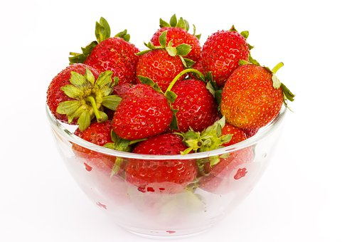 Strawberry, Red, Ripe, Food, Pleasure, Summer, Natural