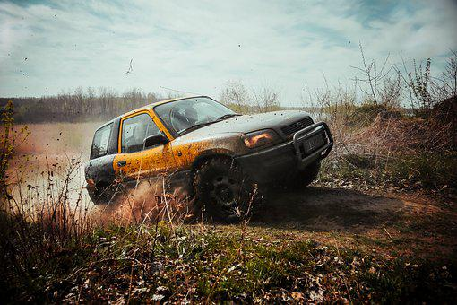 Rally, Local, 4 X 4, Offroad, Automotive, The Vehicle