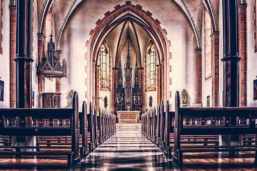 Church, Faith, Religion, Christianity, Architecture