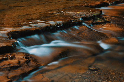 River, Rocks, Water, Nature, Landscape, Torrent