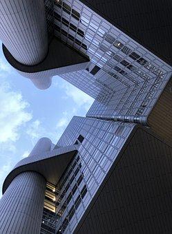 Architecture, Skyscraper, Office, Building, City