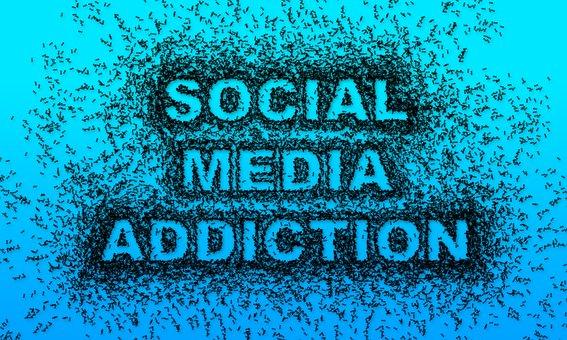 Addiction, Social Media, Social, Network, Media