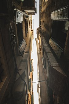 Streets, Eng, Alley, Venice, Road, City, Architecture