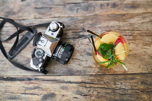 Photographer, Camera, Machine, Photo, Photography