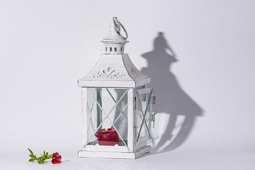 Lantern, Light, Candle, Flame, Lighting, Glass