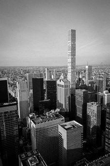 New York, Usa, 432 Park Avenue, Manhattan, City