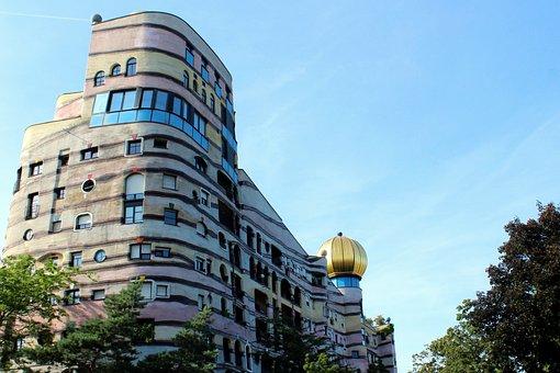 Building, Architecture, Facade, City, The Skyscraper