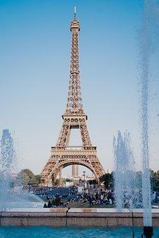 Paris, Eiffel Tower, France, Architecture, Landmark