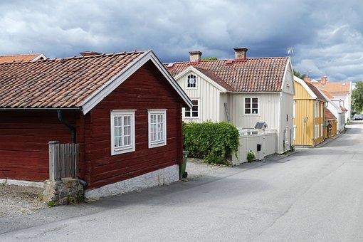 Gripsholm, Sweden, Castle, Historically, Mariefred