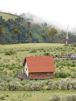 Cabin, Villa, Mountain, Holiday, Nature, Villas, Sun