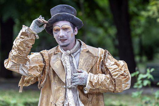 Man, Person, The Actor, Theater, Show, Event, Clothes