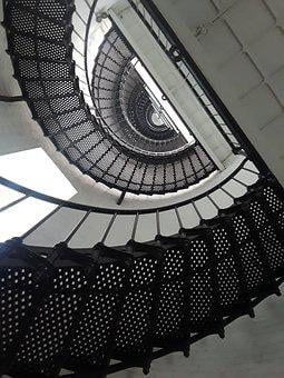 Staircase, Spiral, Lighthouse