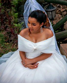Bride, Wedding, Bi, Woman, Marriage, Couple, Groom