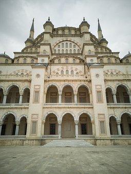 Cami, Islam, Ornament, Architecture, Building, Religion
