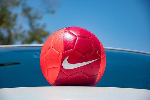 Nike, Soccer, Football, Sport, Ball, Play, Footballs