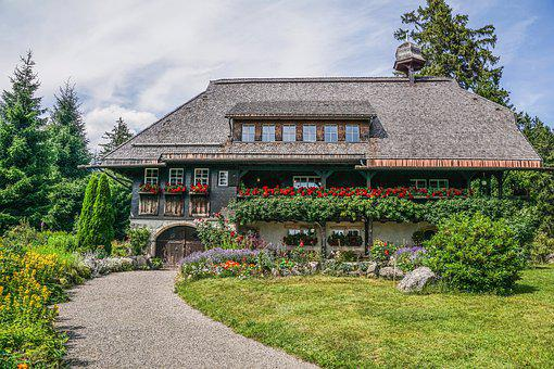 House, Forest House, Truss, Museum, Old, Historically