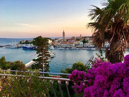 Rab, Croatia, Summer, Water, Sea, Nature, Vacations