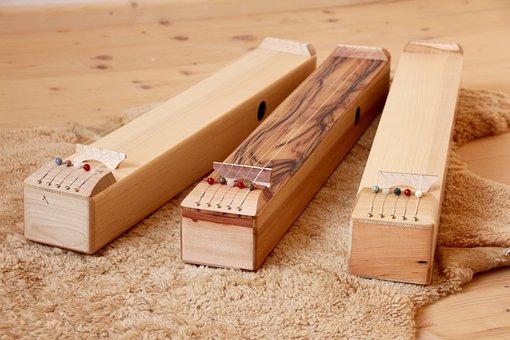 Small Tambura, Instrument, Children's Instrument