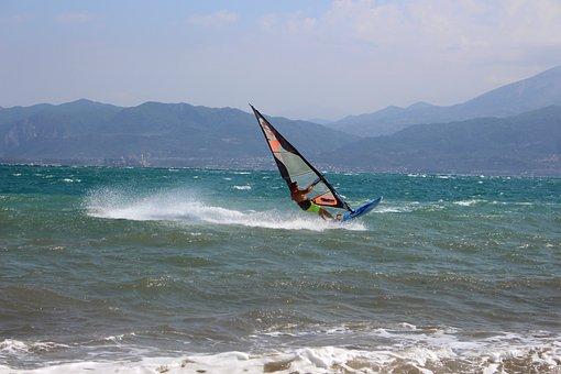 Surf, Sea, Ocean, Water, Wave, Beach, Surfer, Summer