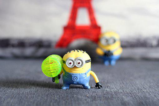 Play, Toy, Toy Story, Minion, Sofa, Children, Games