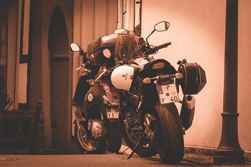 Motorcycle, Travel, Vacations, Vehicle, Biker