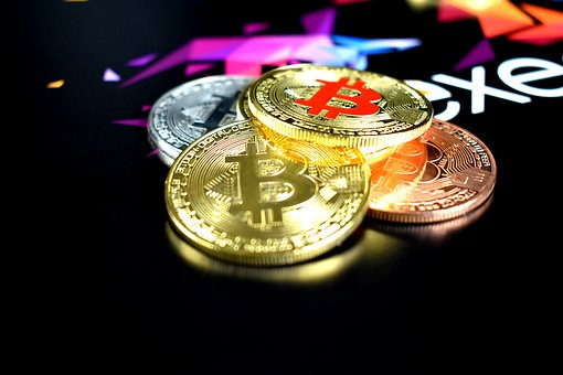 Bitcoin, Money, Btc, Finance, Blockchain, Coins, Coin