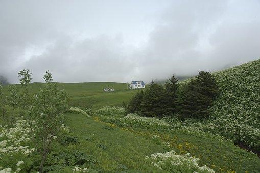 Iceland, Victor Corner, Cabin