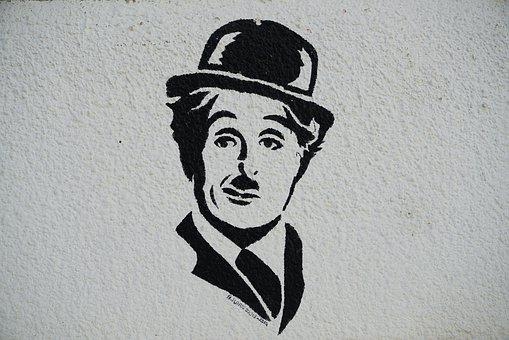 Charlie Chaplin, Movie, Comedy, Pantomime, Silent