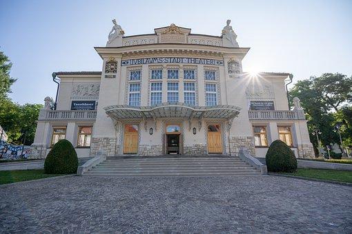 City, Klagenfurt, Austria, Carinthia, Building