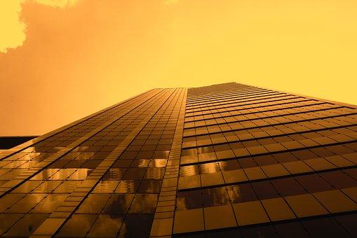 Sky, Town, Architecture, Building, Skyline, Cityscape