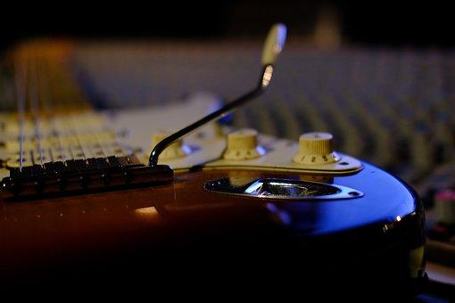 Guitar, Electric Guitar, Music, Rock, Band, Musician
